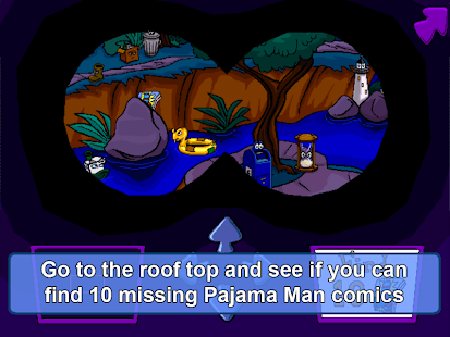 Pajama Sam Thunder & Lightning- screenshot thumbnail