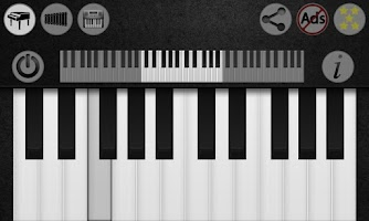 Screenshot of Piano