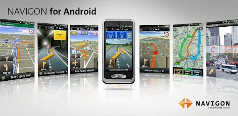 NAVIGON Europe - Android Mobile Analytics and App Store Data
