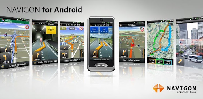 Navigon Europe 4.8.0 Full Android İndir