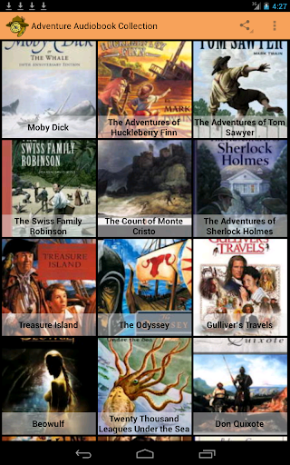 Adventure Audiobook Collection