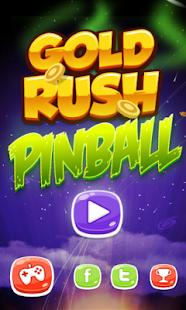 Gold Rush Pinball Flippers