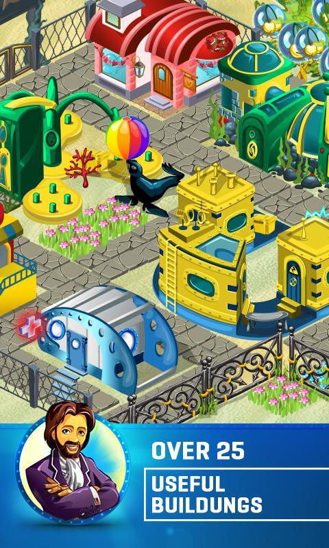 Treasure Diving - screenshot