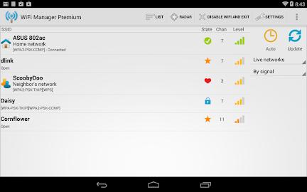 WiFi Manager Screenshot 12