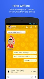 hike messenger v2.9.6