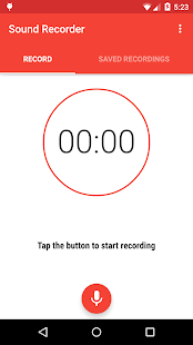 Easy Sound Recorder- screenshot thumbnail