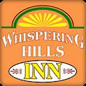 Whispering Hills Inn logo