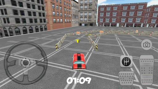 3D City Racer Car Parking
