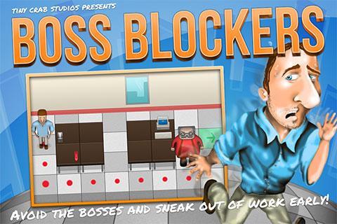 Boss Blockers- screenshot