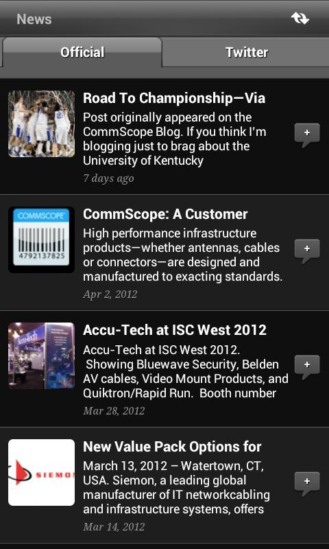 Accu-Tech- screenshot