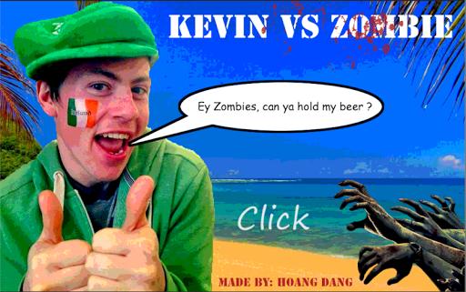 Kevin Vs Zombie