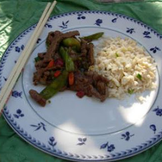 Fried Rice - a Basic Recipe for Fried Rice