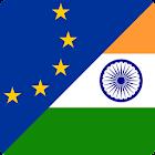 Euro to Indian Rupee icon