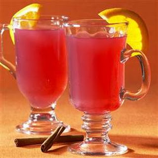 Pineapple Cranberry Punch.