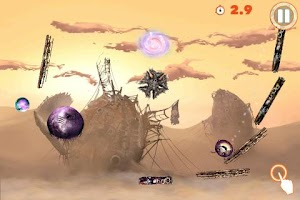 Screenshot of Mecha World