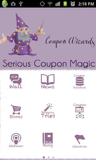 Serious Coupon Magic