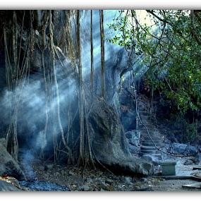 by Lem Kenhook - Landscapes Mountains & Hills