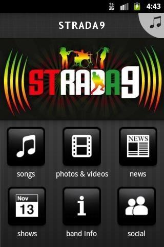 STRADA9 - screenshot