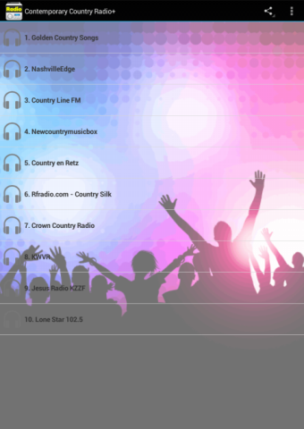 Contemporary Country Radio
