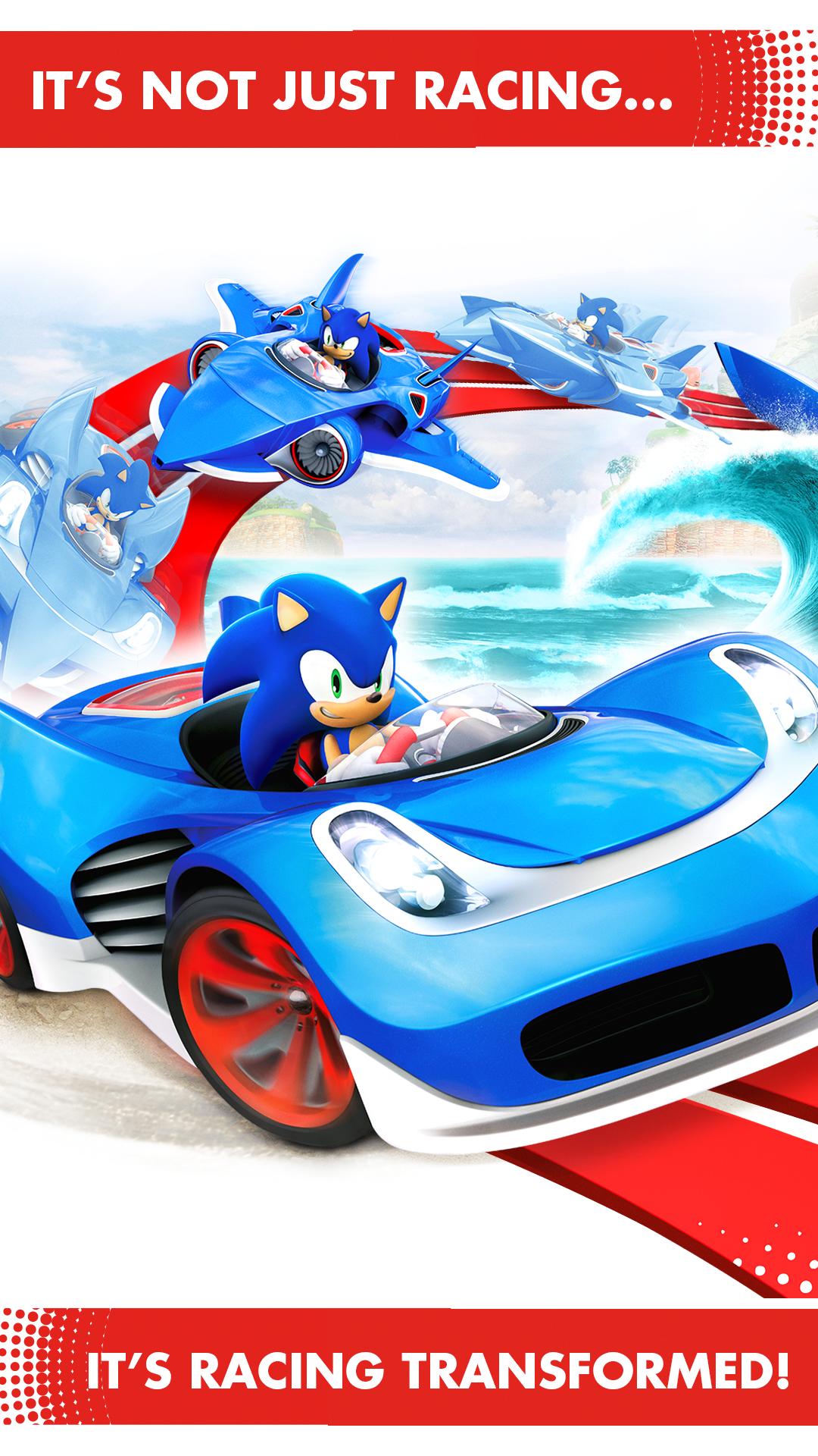 Sonic Racing Transformed screenshot #1