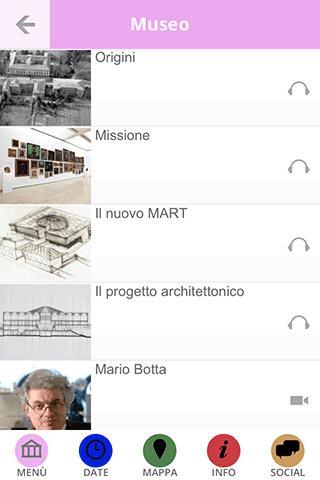 MART APP Italian