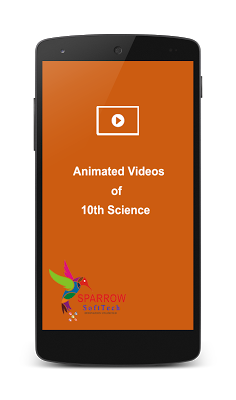 10th Science Animation Video - screenshot