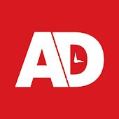 AD Wekker app
