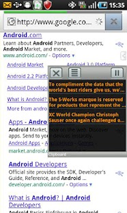 Everywhere Clipboard Lite- screenshot thumbnail