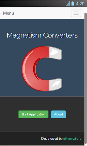 Magnetism Converters