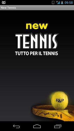 New Tennis