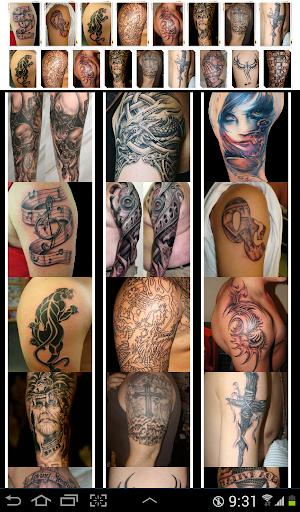 【免費媒體與影片App】Tattoo Ideas For Men-APP點子