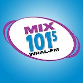 MIX 101.5 - WRAL-FM