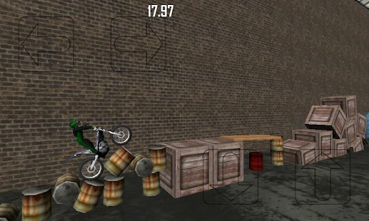 GnarBike Trials- screenshot thumbnail