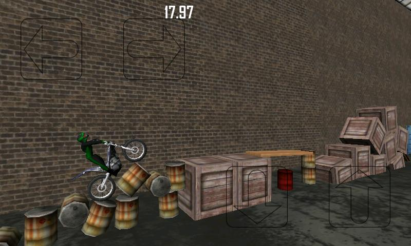 GnarBike Trials - screenshot