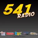 541 Radio icon