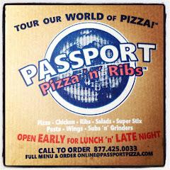 Photo from Passport Pizza
