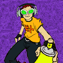 Jet Set Radio logo