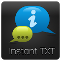 Instant Text SMS Txt icon