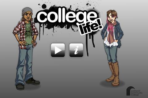 College Life Liverpool- screenshot