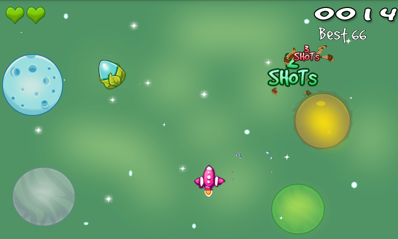 Shoot The Zombie Eggs - screenshot