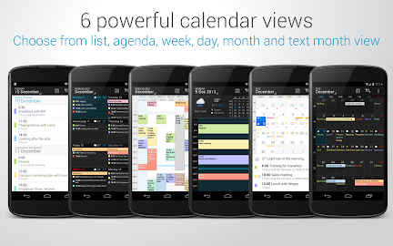 DigiCal Calendar & Widgets Screenshot 4