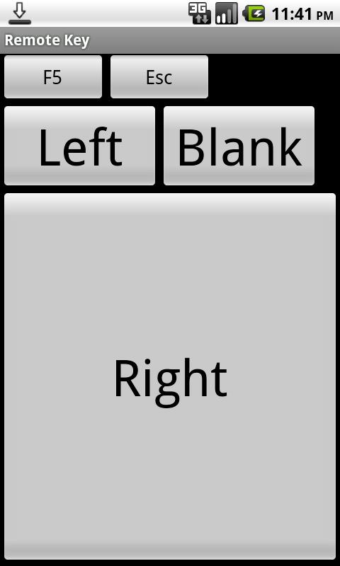 Remote Key- screenshot