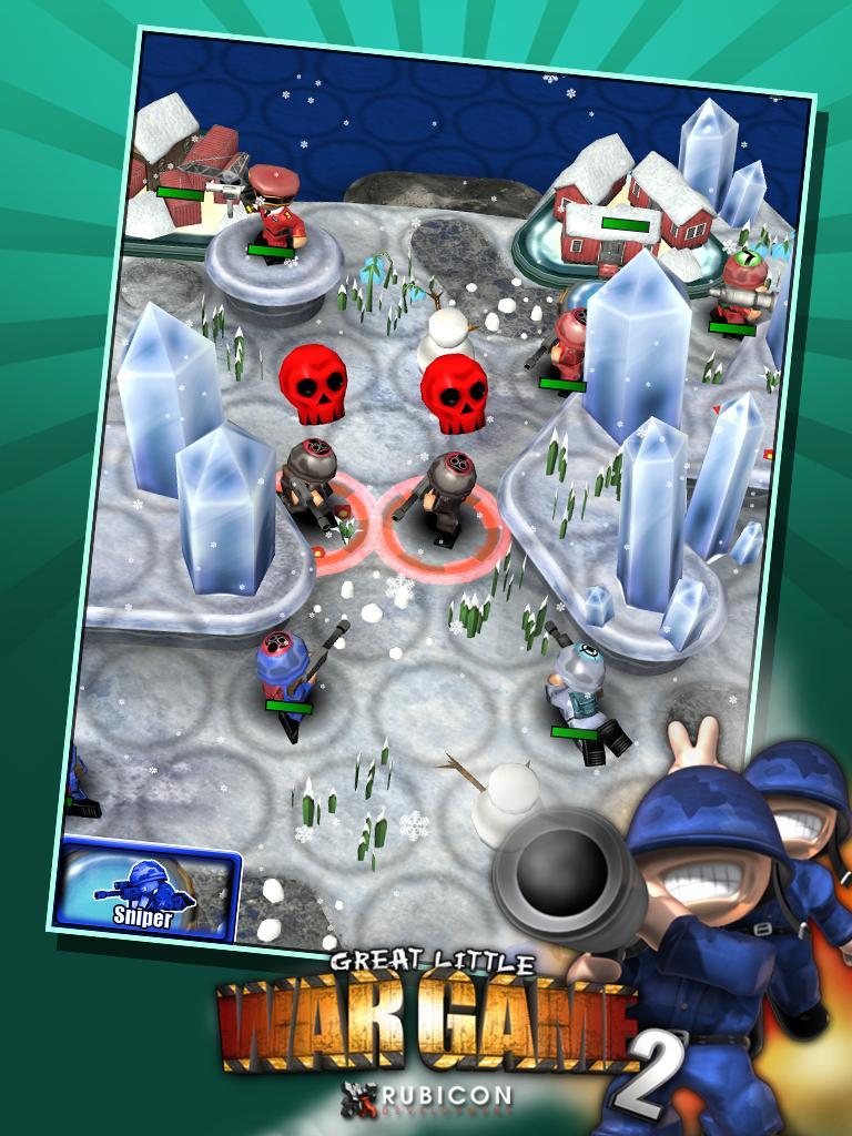 Great Little War Game 2 screenshot #13