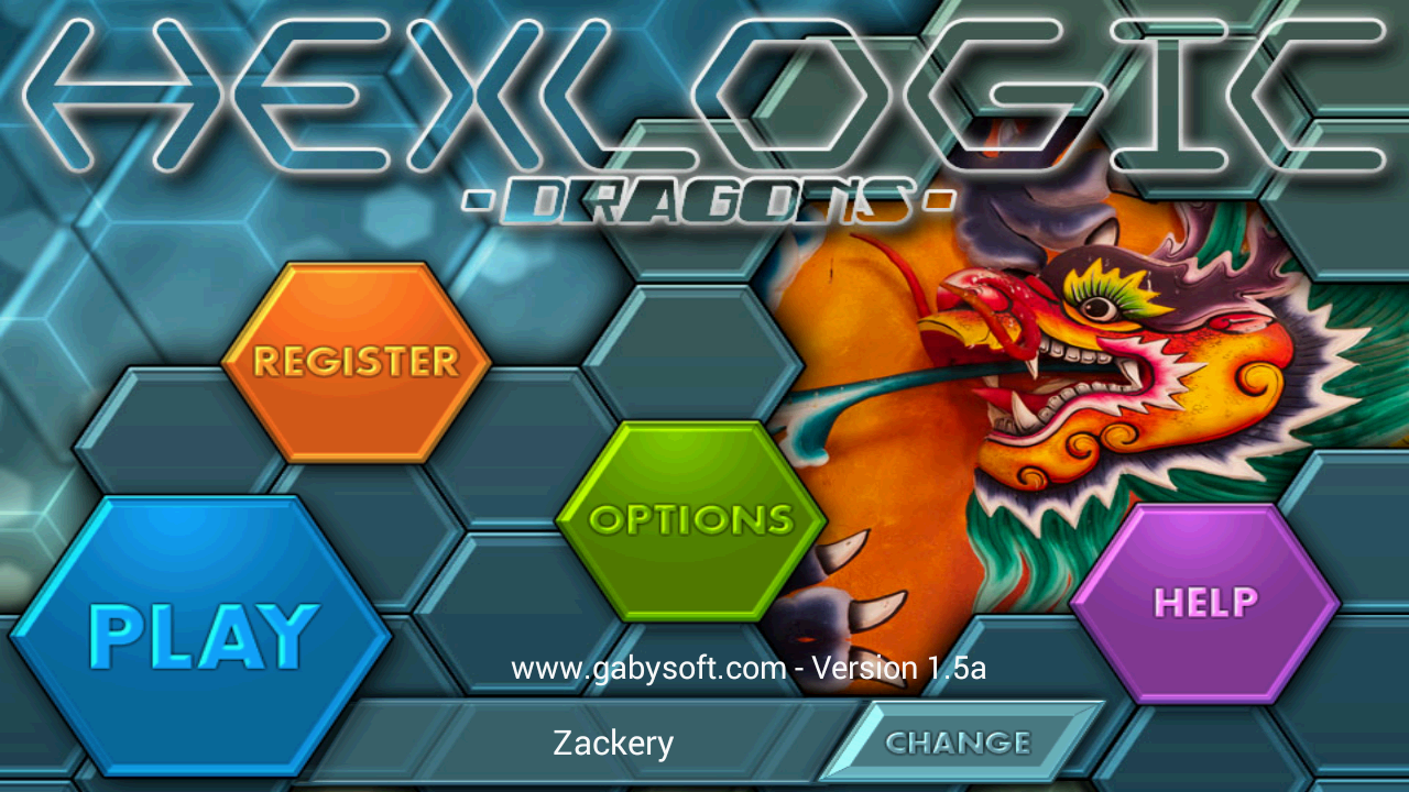 HexLogic - Dragons- screenshot