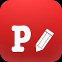 تطبيق phonto للكتابة على الصور