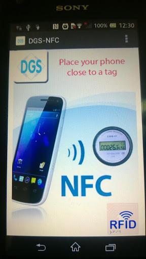 DGS-NFC-Graph