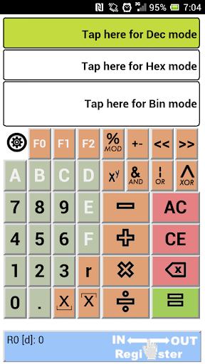 Debihex Programmers Calculator