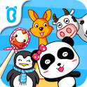 Animals by BabyBus icon