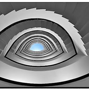 Eye - Rome by Luigi Alloni - Buildings & Architecture Architectural Detail