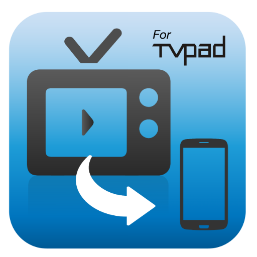 Remote (+ Stream) For TVPad LOGO-APP點子